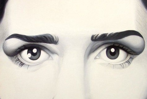 Acrilic painting on canvas 100 cm x 120 cm