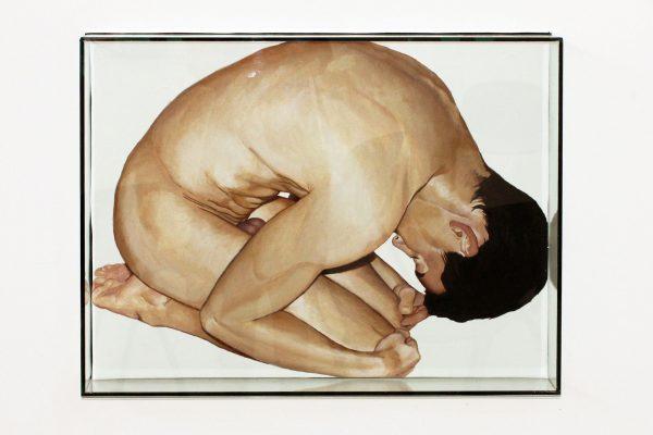 Acrilic painting on canvas 50 cm x 65 cm