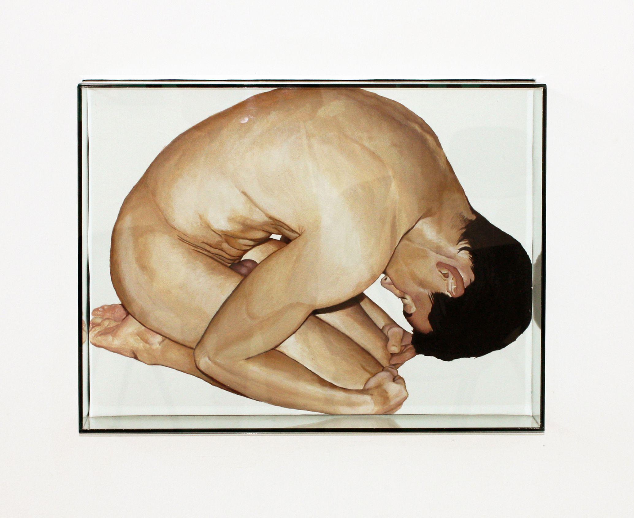 Claudia-art-gallery-Glass-box-acrylic-on-canvas-1