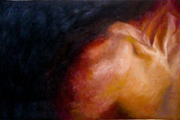 Pintura a óleo sobre tela 30 cm x 40 cm