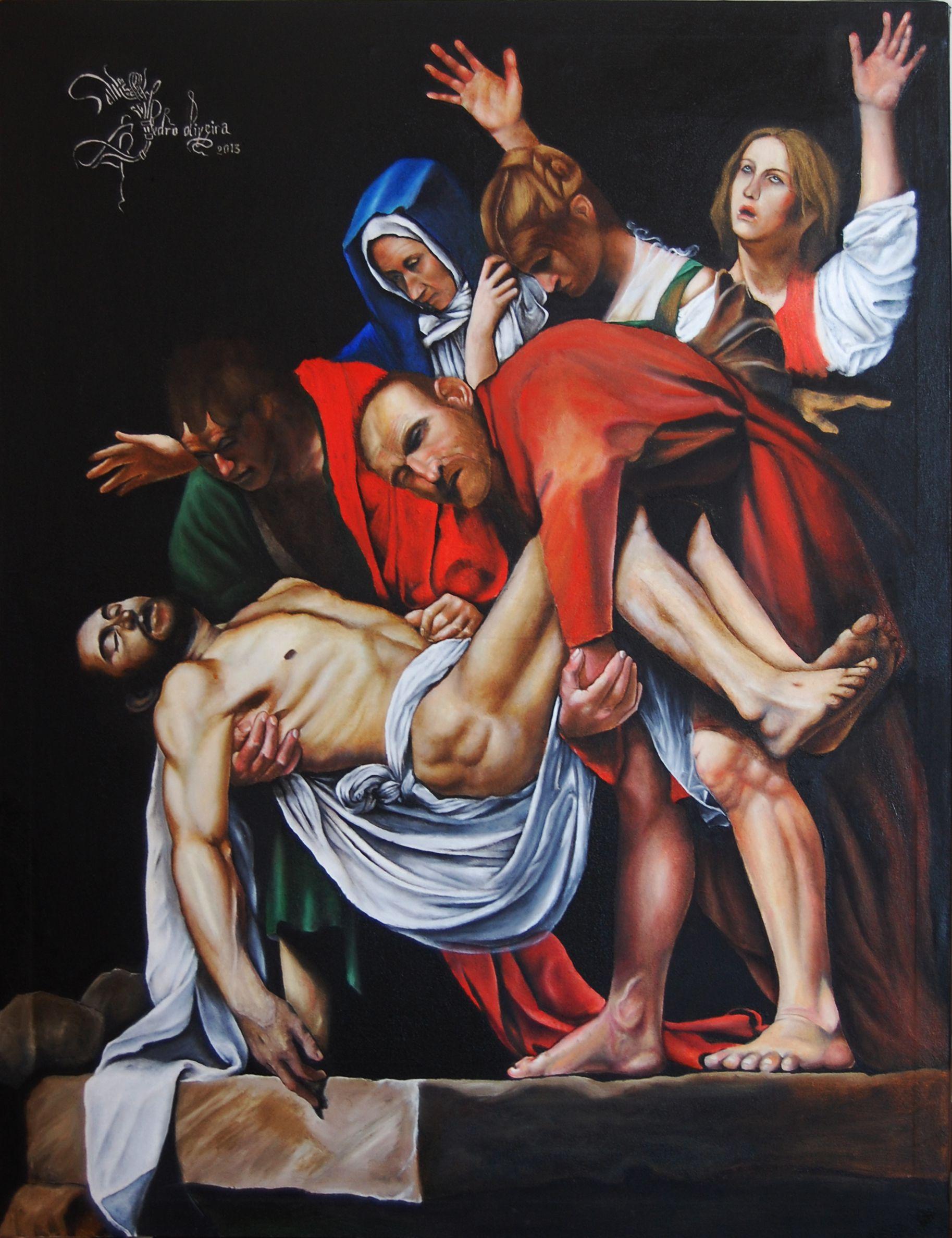 Claudia-art-gallery-oil-painting-caravaggio